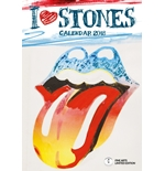 Kalender The Rolling Stones 2018