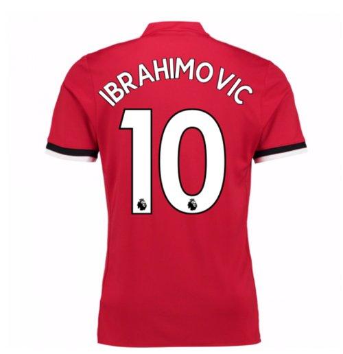 Manchester United Ibrahimovic Trikot