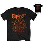 Slipknot T-Shirt für Männer - Design: The Wheel