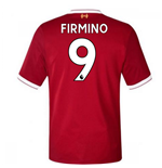 Trikot 2017/18  Liverpool FC 2017-2018 Home (Firmino 9)