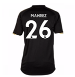 Trikot 2017/18  Leicester City F.C. 2017-2018 Away  (Mahrez 26)