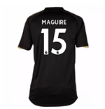 Trikot 2017/18  Leicester City F.C. 2017-2018 Away  (Maguire 15)