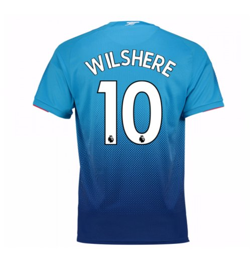 Trikot 2017/18  Arsenal 2017-2018 Away (Wilshere 10)
