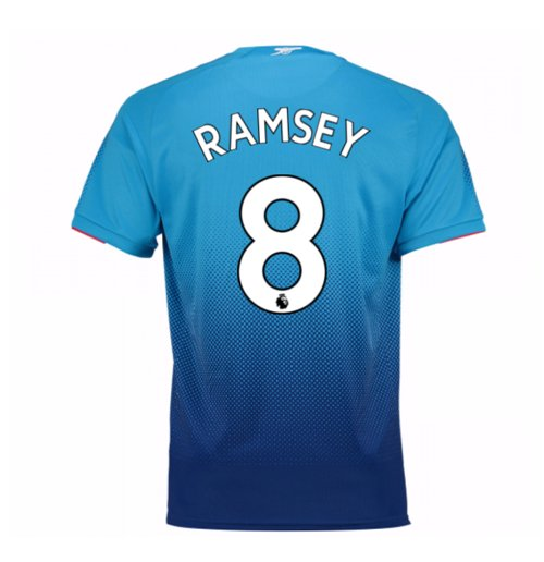 Trikot 2017/18  Arsenal 2017-2018 Away (Ramsey 8)