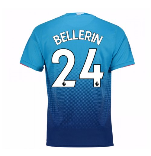 Trikot 2017/18  Arsenal 2017-2018 Away (Bellerin 24) Kinder