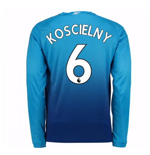 Trikot 2017/18  Arsenal 2017-2018 Away  (Koscielny 6)  Kinder
