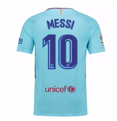 Trikot 2017/18  Barcelona 2017-2018 Away (Messi 10)