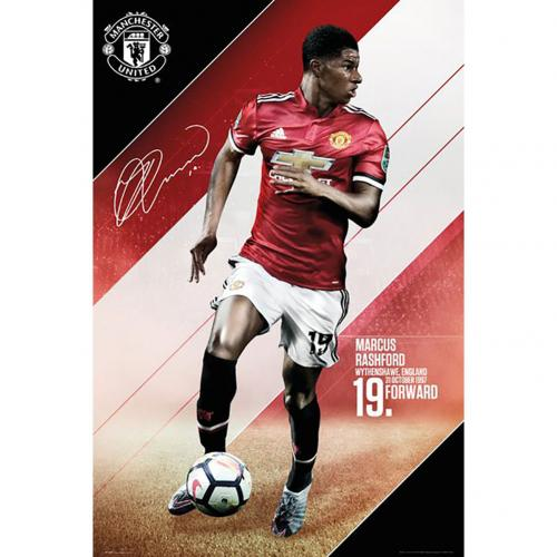 Poster Manchester United FC 281564