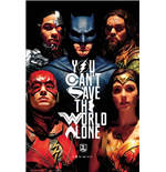 Poster Justice League 281580