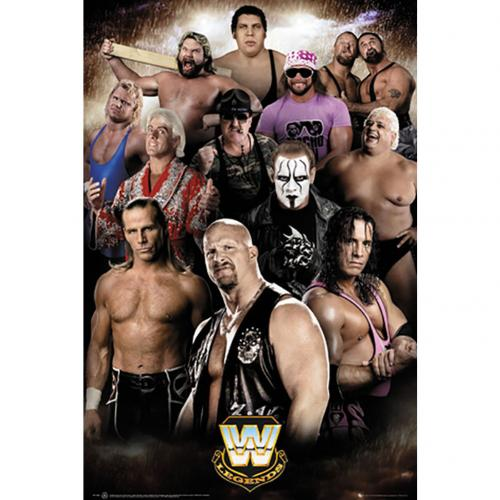 Poster WWE Legends 291