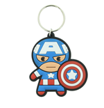 Schlüsselring  Marvel Kawaii - Captain America
