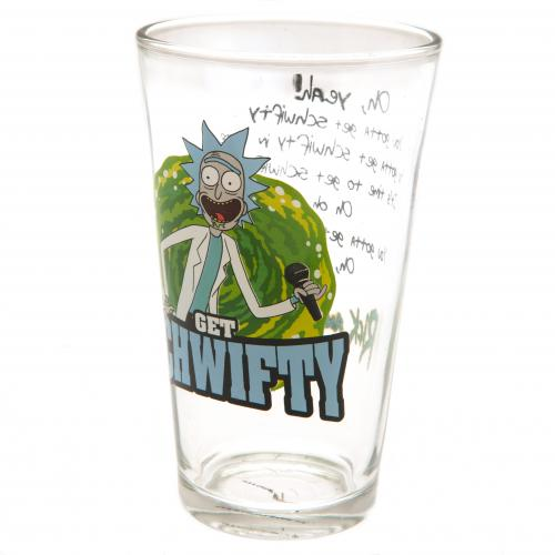 Glas Rick and Morty 282113