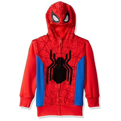 Sweatshirt Spiderman Big Boys Costume