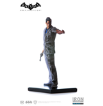 Batman Arkham Knight Statue 1/10 Two-Face 18 cm