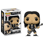 Metallica POP! Rocks Vinyl Figur Robert Trujillo 9 cm