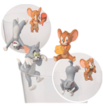 Tom & Jerry Putitto Series Sammelfiguren 4 - 5 cm Sortiment (8)
