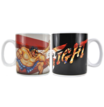 Street Fighter Tasse mit Thermoeffekt Honda