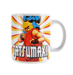 Street Fighter Tasse Ken