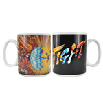 Street Fighter Tasse mit Thermoeffekt Bison