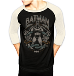 langärmeliges T-Shirt Batman 282456