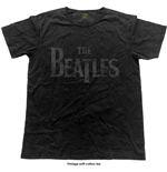 The Beatles T-Shirt für Männer - Design: Vintage Logo