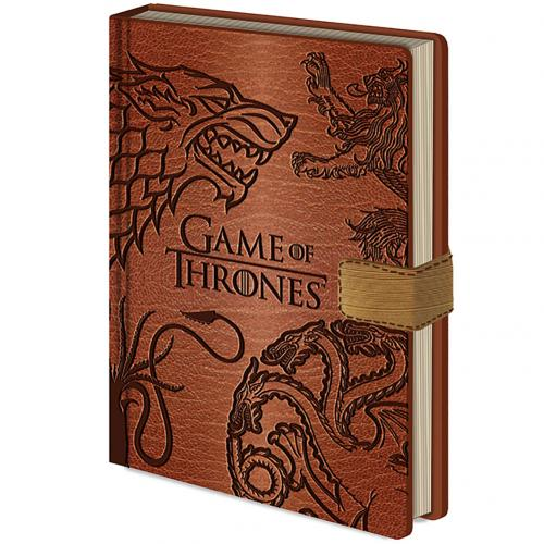 Notizbuch Game of Thrones