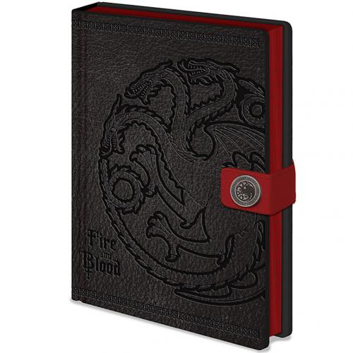 Notizbuch Game of Thrones  282806
