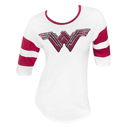 Trikot Wonder Woman  Strength Love Grace für Frauen