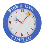 Adventure Time Wanduhr Finn & Jake