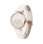 Pusheen Quarz Armbanduhr Stripes