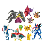 Pokemon Actionfiguren Multi-Packs Sortiment D3 (4)