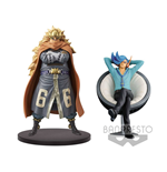 One Piece DXF Grandline Vinsmoke Family Vol. 5 Figuren 17 cm Sortiment Judge & Niji (2)