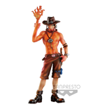 One Piece SCultures Figur Portgas D. Ace Burning Color Ver. 19 cm