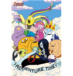 Poster Adventure Time 283427