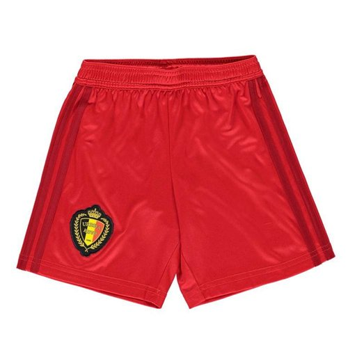Shorts Belgien Fussball 2018-2019 Home