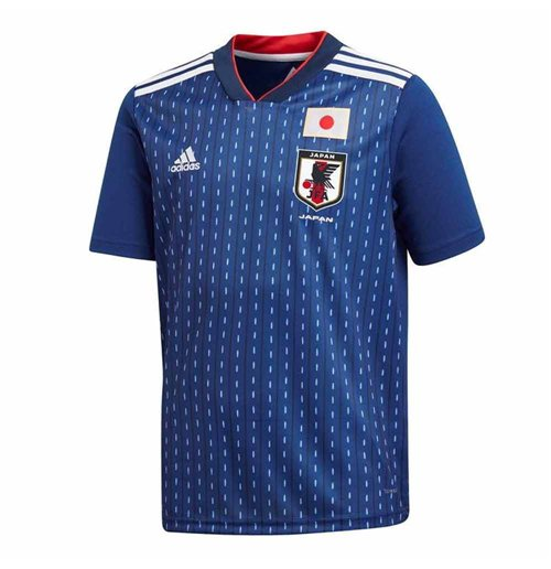 Trikot 2018/19  Japan Fussball 2018-2019 Home