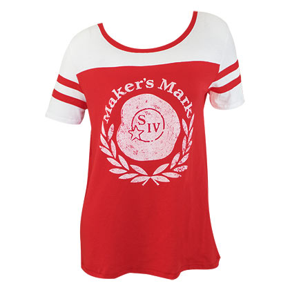 T-Shirt Maker's Mark Vintage Logo für Frauen
