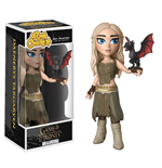 Game of Thrones Rock Candy Vinyl Figur Daenerys Targaryen 13 cm