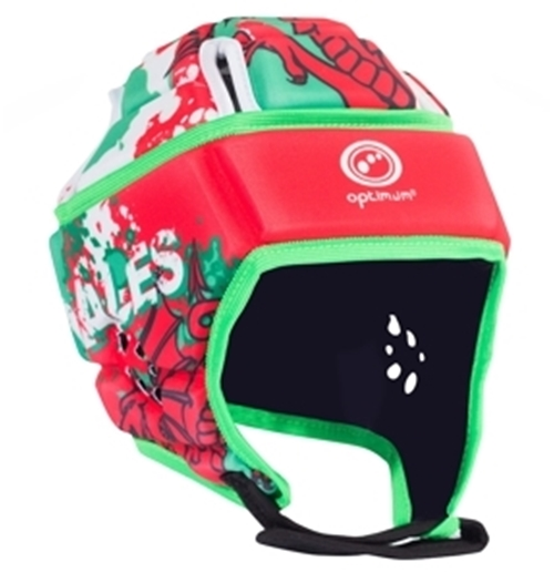 Rugbyhelm Galles Rugby 283982