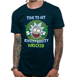 T-Shirt Rick and Morty 284080