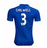 Trikot Leicester City F.C. 2016-2017 Home  (Chilwell 3) Kinder