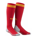 Socken Kolumbia Fussball 2018-2019 Home (Rot)