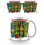 Tasse Ninja Turtles 284385