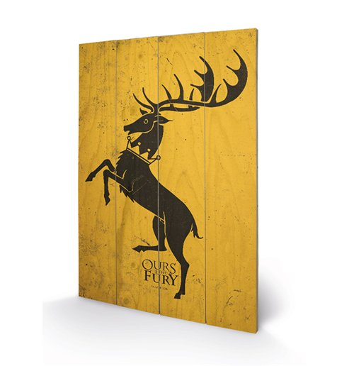 Holzdruck Game of Thrones  284587