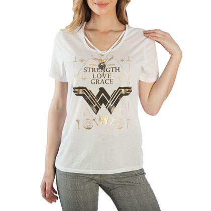 T-Shirt Wonder Woman für Frauen