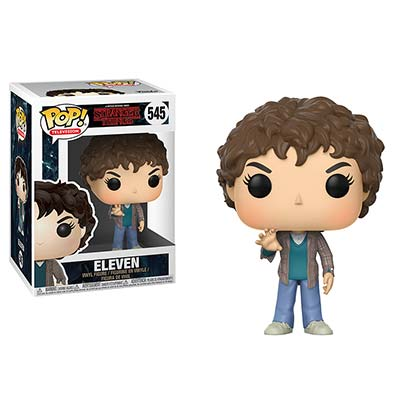 Actionfigur Stranger Things Funko Pop Eleven