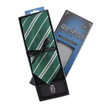 Harry Potter Krawatte & Ansteck-Pin Deluxe Box Slytherin
