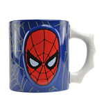Marvel Comics Embossed Tasse Spider-Man