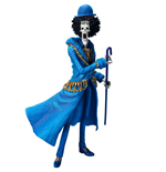 One Piece FiguartsZERO PVC Statue Brook 20th Anniversary Ver. 21 cm