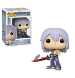 Kingdom Hearts POP! Disney Vinyl Figur Riku 9 cm